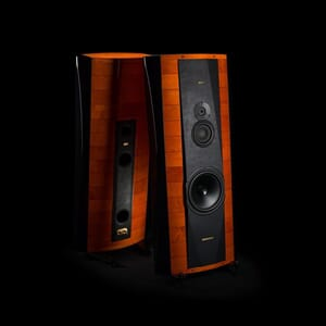 Sonus faber Elipsa SE High Gloss Red