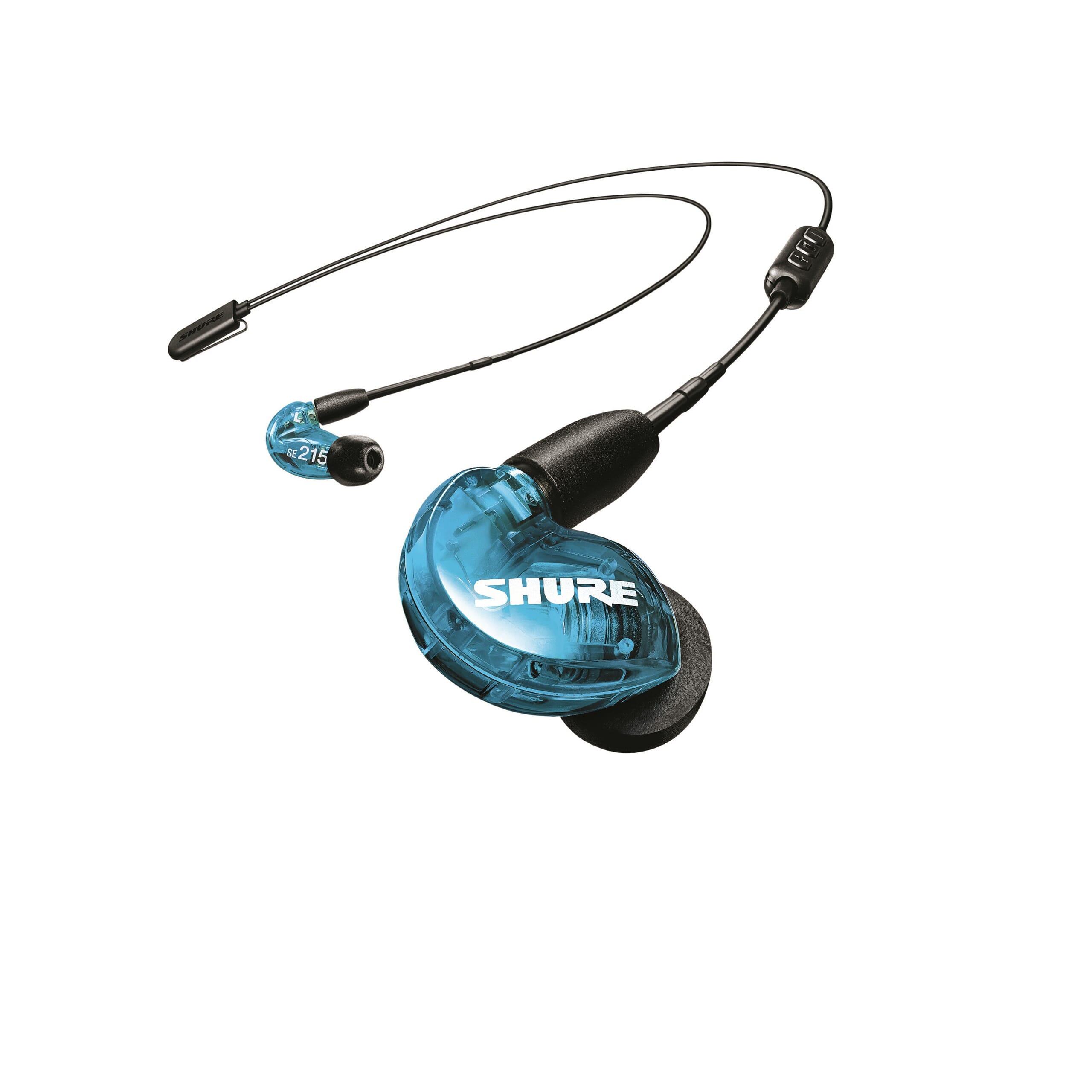 Shure SE 215 Wireless STEREOFIL AS