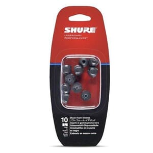 Shure Foam Sleeves propper S,M,L