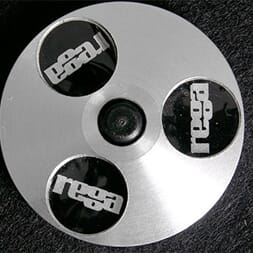 Rega 45 RPM/Singel adapter